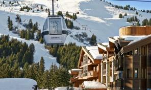Ски пакет в ски курорт Куршевел
