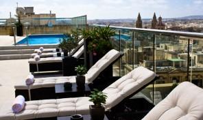 Меден месец в хотел Виктория **** , Малта
