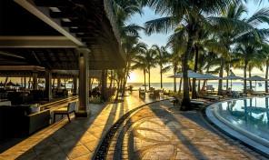 Меден месец в Мавриций, хотел Paradis Beachcomber